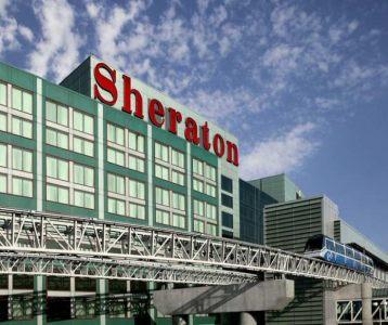 Sheraton Hotel Toronto Airport Spa