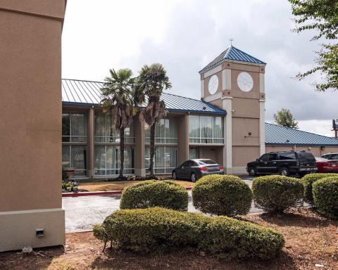 Shreveport Hotels Near Airport